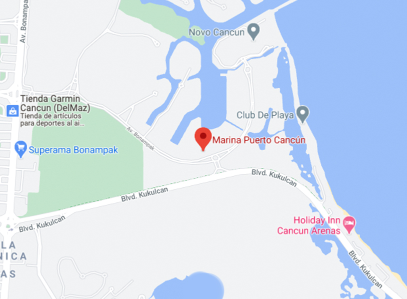 Marina Puerto Cancún - Google Maps